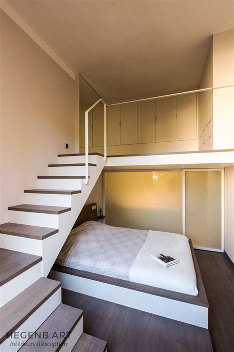 amenagement chambre mezzanine amenagement lit mezzanine fashion designs