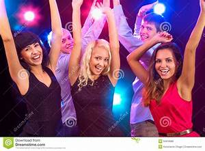 Young People At Party. Stock Photo - Image: 34916980
