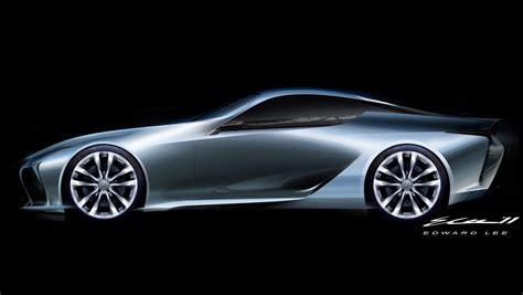 2018 Lexus Lf Lc Sport Coupe Concept Picture 63146