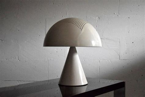 Mid-century Modern White Table Lamp At 1stdibs