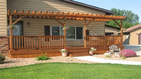 Front Porch Deck by Decorating A Small Front Porch Front Deck Designs Front