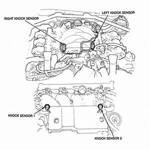 Acura Legend Knock Sensor Location  Acura  Free Engine