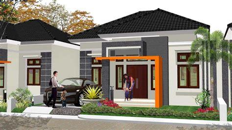 desain rumah minimalis type  desain rumah mesra