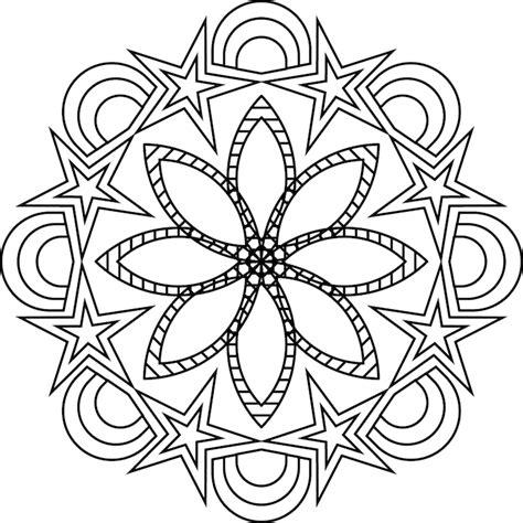 mandalas für kinder zum ausdrucken 1001 coole mandalas zum ausdrucken und ausmalen