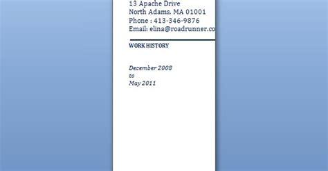 certified nursing assistant resume examples  word format