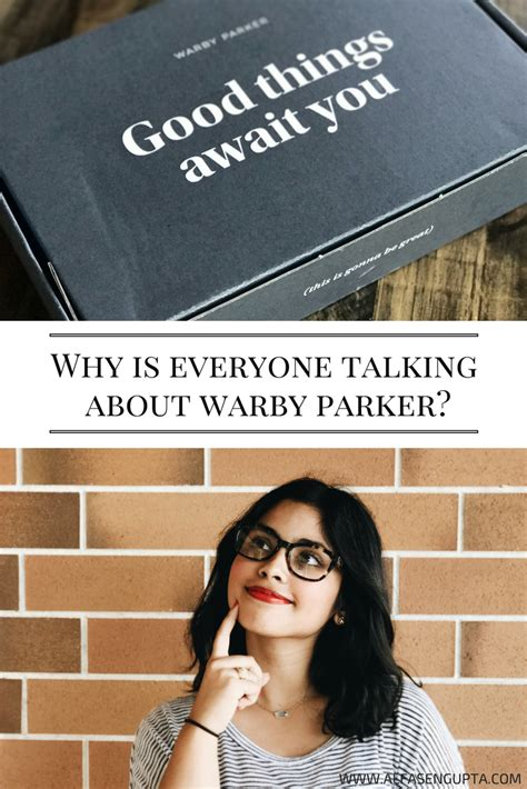 Why Is Everyone Talking About Warby Parker?  Love, Alfa