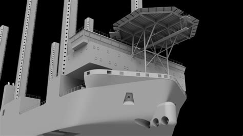 Run the following command on terminal. MPI Offshore Adventure WTI Vessel - 3D Offshore Animation
