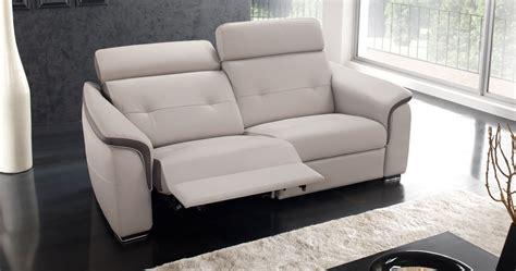 canapé 2 places relaxation électrique canape relaxe electrique maison design wiblia com