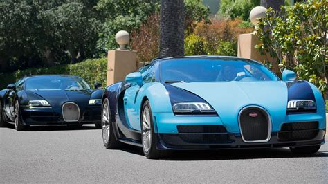 Average Bugatti Owner by Fewer Than 20 Bugatti Veyrons Left For Sale
