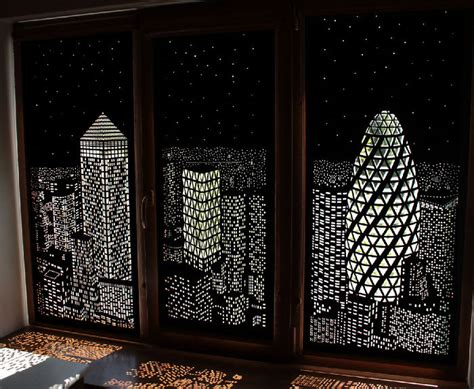 blackout curtains that will give your window a penthouse