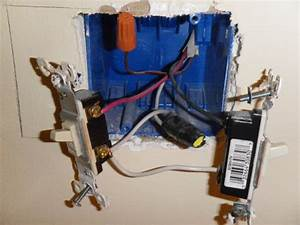 Replacing Single Pole Light Switches With Double Pole - Electrical