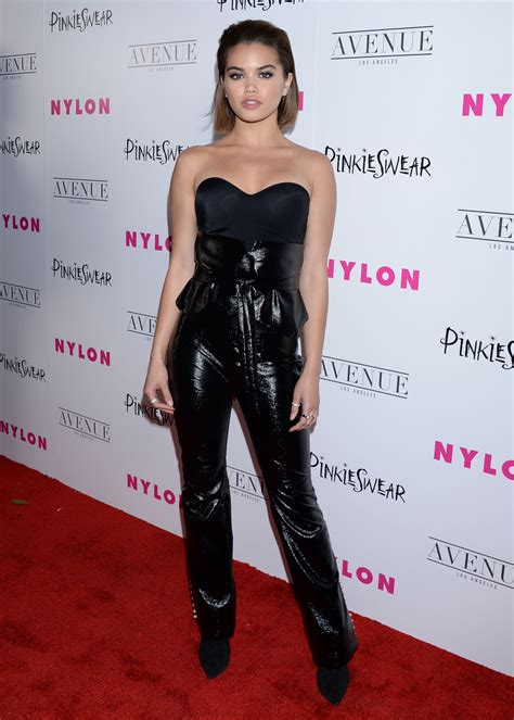 paris berelc nylon young hollywood party  la