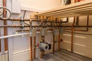 Heatmiser Heating Control System Installation Project