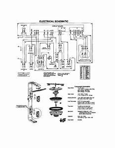 Maytag Mdb8551awb Dishwasher Parts