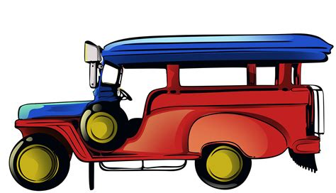 philippines jeepney drawing jeepney on behance