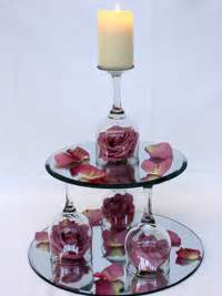 centerpiece for table diy wedding candle centerpiece