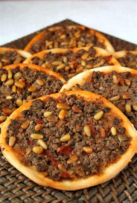 arab pizzas called lahm bi ajin date