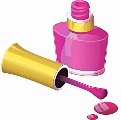 Clipart Makeup Party Spa Clip Transparent Nails