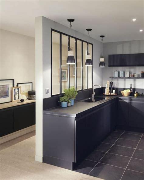 deco cuisine bleu 1001 idées pour une cuisine bleu canard les intérieurs