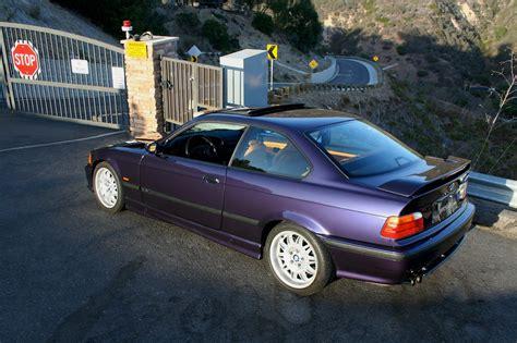 mileage techno violet bmw   rare cars  sale