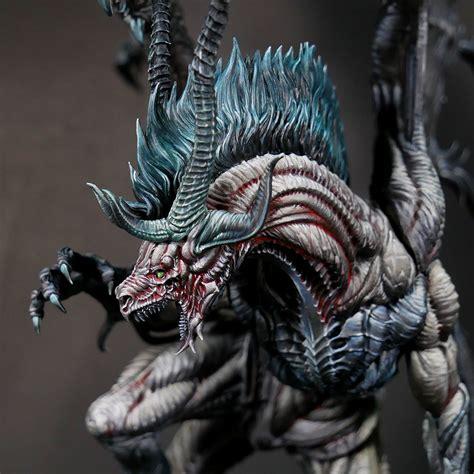 Necromancer Dragon - Creature Caster