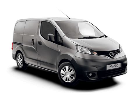 nissan nv preview technical specifications vanguide