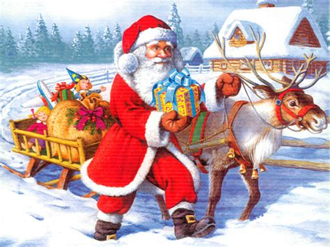 25+ Excellent Pictures Of Santa Claus Picsoi