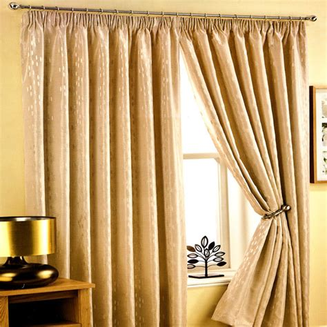 Preston Lined Linen Curtains  Harry Corry Limited
