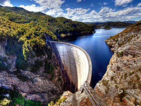 Majestic Dam 2015 Bing Theme Wallpaper Preview