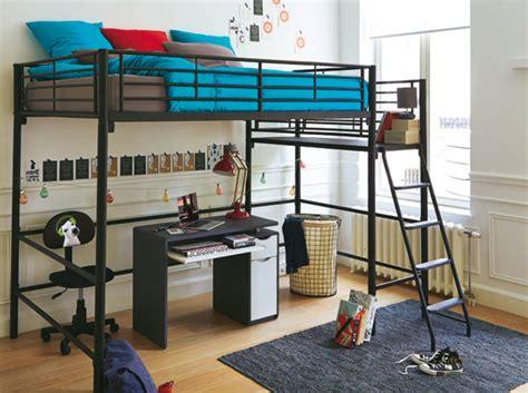 chambre avec lit mezzanine 2 places 80 lits mezzanine pour gagner de la place décoration