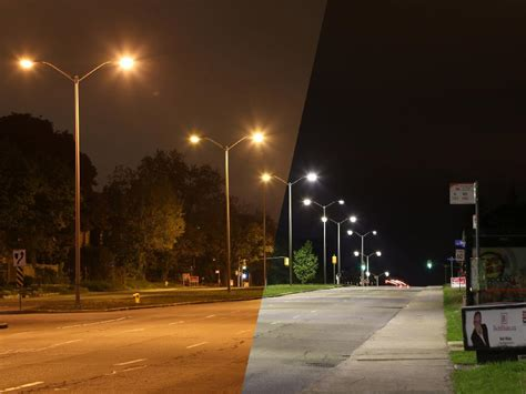 are led street lights bad that street led lighting may not be that good for you
