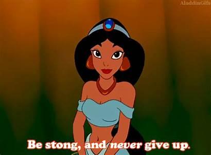 Never Jasmine Princess Disney Give Aladdin Animated