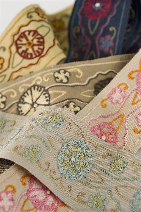 curtain trim ideas  pinterest pom pom