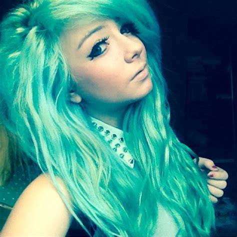Manic Panic Voodoo Blue Hair
