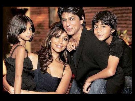 Shahrukh Khan  Family  Gauri Khan  Hello Magazine