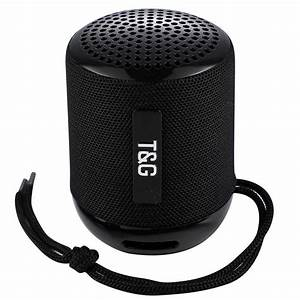 Audiosonic Portable Bluetooth Speaker Manual