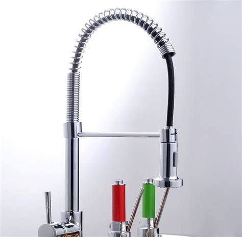 Kitchen Mixer Led by High Quality Spray Kitchen Mixer For Led Kitchen Sink