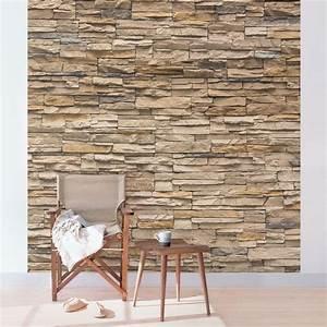 Mauer Wand Wohnzimmer : die besten 17 ideen zu steinoptik wand auf pinterest ~ Lizthompson.info Haus und Dekorationen