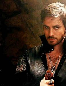 Colin O'Donoghue as Captain Hook | Potato Butt | Pinterest ...