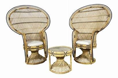 Chairish Wicker Chair Peacock Chairs