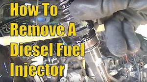 How To Remove Vw 2 0 Tdi Diesel Fuel Injectors    The Easy