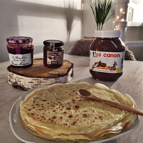 recette de pate  crepes light