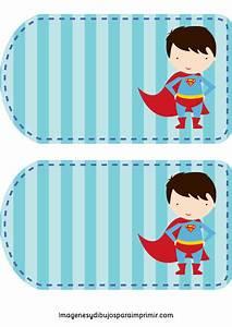 Invitaciones de cumpleaños de superheroes