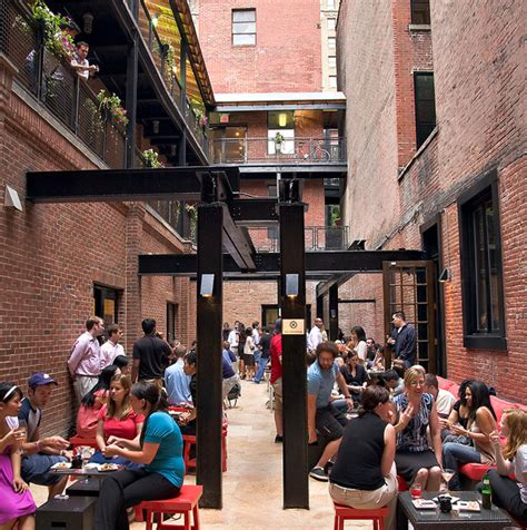 top 10 outdoor happy hour spots for center city sips in