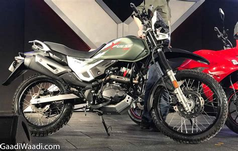 hero xpulse   xpulse  launched  india priced  rs