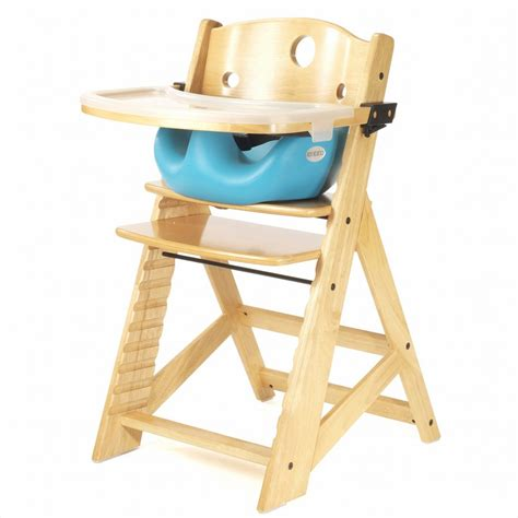 Keekaroo Height Right High Chair + Tray + Infant Insert