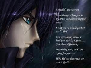 Quote Sad Anime Guy
