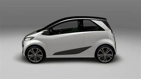 City Cars by Lotus City Car Concept Small And Practical