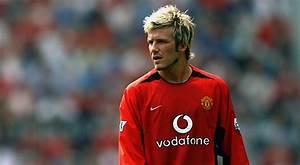 David Beckham Manchester United - Goal.com