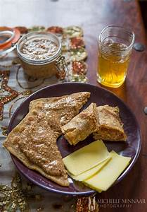 M'smen Recipe - A Morroccan Flatbread best served with ...